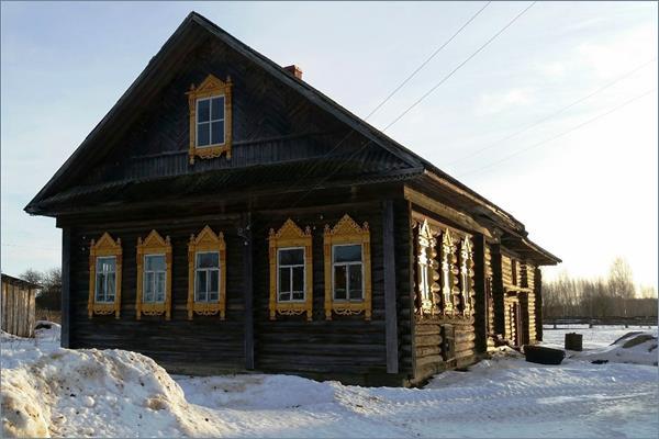 Фото: когда-то старинный купеческий дом, затем – ветеринарная лечебница, в будущем – еще один музей.
