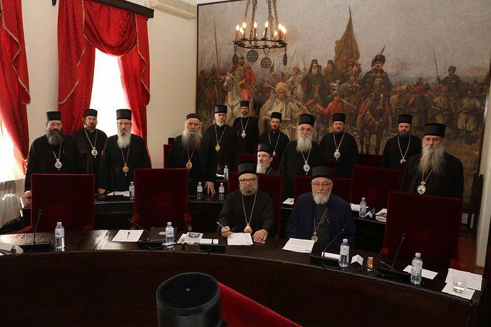 Собор Сербской Церкви осудил действия Константинополя на Украине