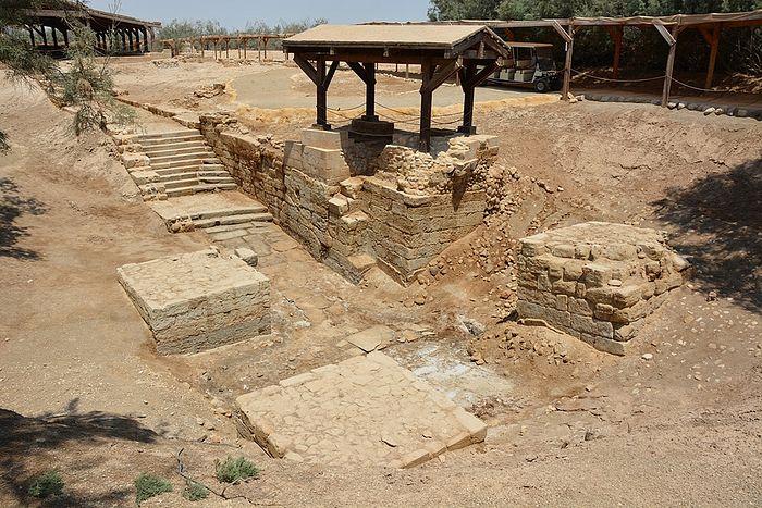 Аль-Махтас: здесь крестился Господь