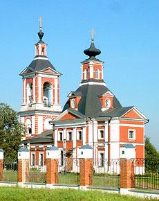 Казанская церковь села Пучково