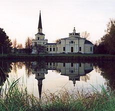 Введенский Звенигородский мужской монастырь. Введенская церковь.