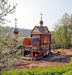 Саввино-Сторожевский монастырь. Купальня. Фотография pravmir.ru