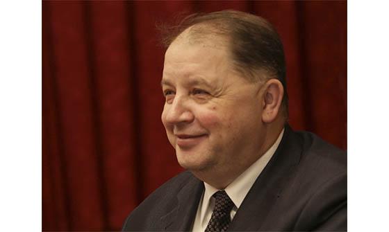 Ректор МАРХИ Дмитрий Швидковский