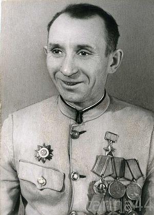 Герой Советского Союза Геннадий Иванович Гузанов