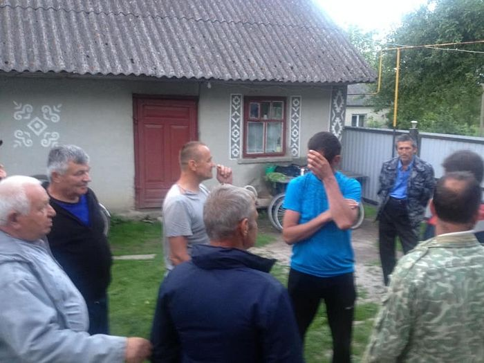 Two men beaten as they defend Ukrainian priest from violent eviction