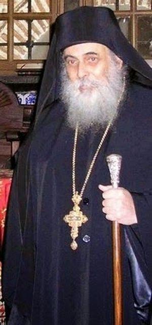 Ο π. Γεώργιος Καψάνης