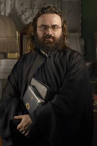 Протодиакон Игорь Михайлов – помощник ректора Московских духовных академии и семинарии по представительской работе, заведующий Церковно-археологическим кабинетом МДА, преподаватель.