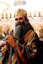 Архиепископ Цетинский, митрополит Черногорско-Приморский Амфилохий (Радович)
