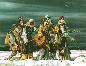 Александр Белов. Странники