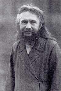 Прот. С. Булгаков. Крым, 1920 г.