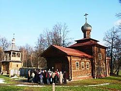 Храм свв. Новомучеников и Исповедников российских в Бутове