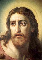 В.П.Верещагин - фрагмент картины «Несение Креста». Современная реставрация.