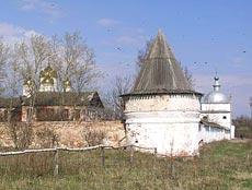 Ферапонтов монастырь под Можайском.