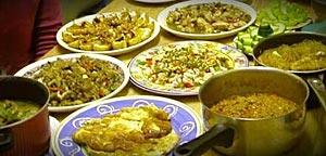 Национальные блюда восточных стран