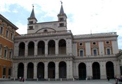 Предтеченская церковь Латеранского дворца в Риме (Basilica di San Giovanni in Laterano)