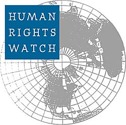 Human Rights Watch logotype
