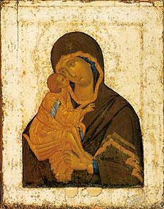 Икона Божией Матери Донская. Празнование 19 августа / 1 сентября.