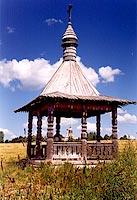Колоцкий монастырь. Святой источник.