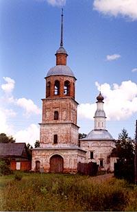 Колоцкий монастырь. Современный вид.