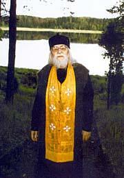 Священник Иоанн Крестьянкин в день рукоположения во иерея 25 октября 1945 г.