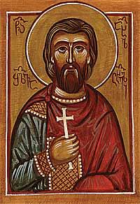 Holy Matyr Shalva of Akhaltsikhe