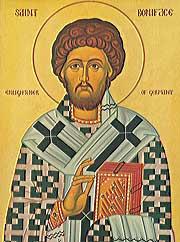 Святой Бонифаций