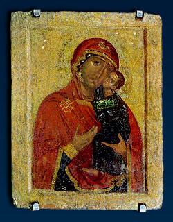 Икона Божией Матери Толгская (празднование 8 / 21 августа).
