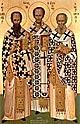 Проповедь в день памяти Собора святителей Василия Великого, Григория Богослова и Иоанна Златоустого
