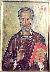 Святой Вилфрид