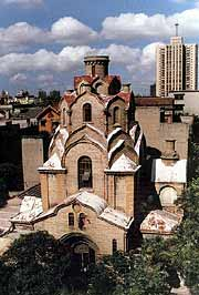 Храм Николая Чудотворца - современный вид