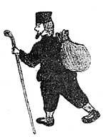 Монах и путешественник Василий Григорович-Барский