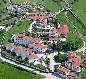 Монастырь во имя святого Власия (Шен Влаш)