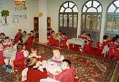 Более 700 детей учатся в детских садах, созданных Албанской Православной Церкви.
