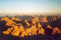 Горы Синайского полуострова